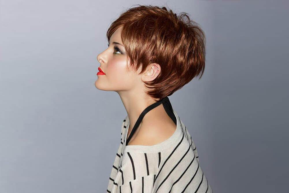 Short Hair Don T Care Then You Need Our Styling Tips For Short Hair Forbabs